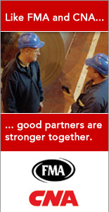 Like FAM and CNA, good partners are stronger together